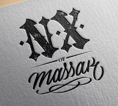 NX of Massak logo. on Behance