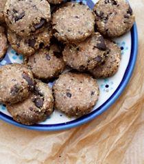 No Bake Chocolate Chip Cookies | NavitasNaturals.com