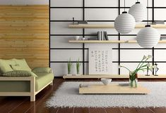casas japonesas interiores - Pesquisa Google