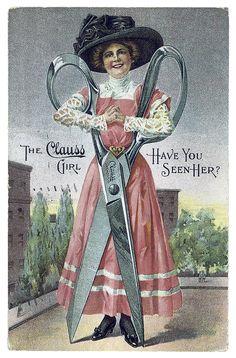 Vintage advertising.
