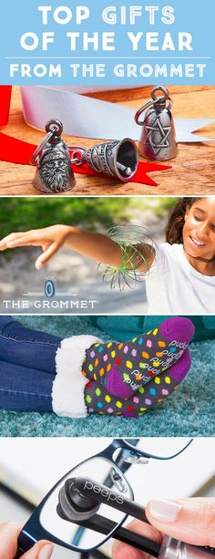 Discover the most popular gifts to give this season at The Grommet. These unique gift ideas will delight anyone one your list. Check out our best sellers gift guide.