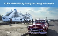 Book your voyage to #Cuba or the #DominicanRepublic with Officially Crowned Travel by June 30 and get EXTRA shipboard Credits! Interior Cabins from $499*! Email TravelRoyally@OfficiallyCrownedTravel.com today!
