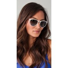 Ray-Ban Erika Round Sunglasses Worn once! Really pretty lavender color in the iconic Erika round shape. Flattering on every face shape! Ray-Ban Accessories Sunglasses