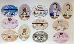 Miniplaca artesanal www.bbthecountrybaby.com