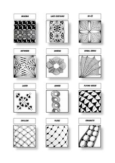 CoFoNo - Certified Zentangle® Teacher - Bernkastel-Kues / Wittlich / Trier meditative Zeichentechnik, Workshops, Kurse, Einzelunterricht, Unikate