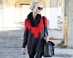 How to Look Professional and Put Together but Still Be Comfy  - Photo by: Todd Gummerman http://www.womenshealthmag.com/style/professional-winter-looks