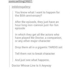 Doctor Whose Line is it Anyway <-- forget Who, they should do this with every Sherlock that ever lived. Chris Evans, Sherlock, We Are Bears, Whose Line, Don't Blink, Geek Out, Dr Who, Superwholock, Mad Men