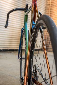 bikeplanet:  Nicole`s Track Bikeby Bishop Bikes