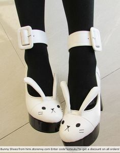 I'd totally wear these.