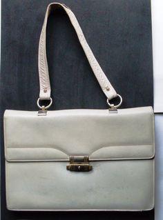 Vintage Italian Designer Handbag Made Of By Suzscollectibles