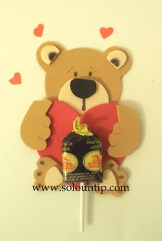 quick and easy gift for Valentine ~ Solountip.com