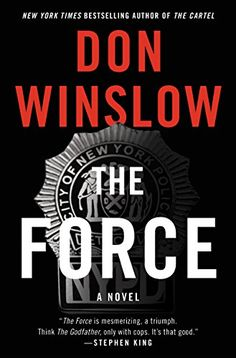 Don Winslow's The Force is a thriller book worth reading next. Check it out before it hits the big screen!