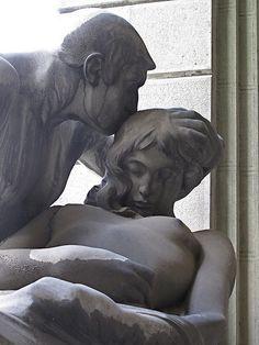 Staglieno Cemetery Genoa The Kiss Keka❤❤❤