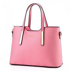 Fashion Female Elegant Women Handbag High Quality Leather Shoulder bag All-Match Messenger Bag Casual Tote