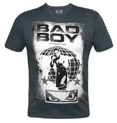 Bad Boy Wanter Tee - 2X-Large