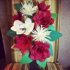 A wedding bouquet recreation for a great Aunt. Sweetness.