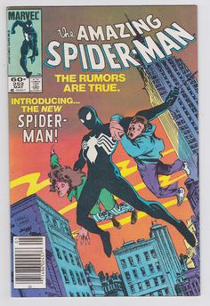 Amazing spider-man #252 marvel 1st #appearance of #black #costume venom/symbiote,  View more on the LINK: http://www.zeppy.io/product/gb/2/391548329220/