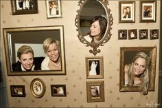 homemade photo booth - Google Search