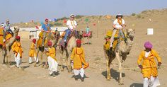 """Rajasthan is famous for rich heritage, colorful culture, exciting desert safaris, heritage properties, wild-life, fair & festivals, adventure sports, tribal life, music & dance, architecture, cuisine, peoples, religion, handicrafts and luxury train """"Palace on wheel"""". In Rajasthan a tour package covers all the tourist destinations www.indiatravelgroup.com"""