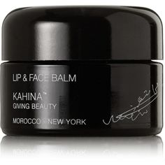 Kahina Giving Beauty Lip & Face Balm, 11g (195 RON) ❤ liked on Polyvore featuring beauty products, skincare, lip care, lip treatments, beauty, makeup, cosmetics, filler and colorless