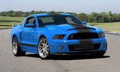 2014 Ford Shelby GT500 Super Snake boosts performance of the already bonkers Shelby Mustang