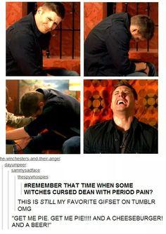 Dean. ..lmao