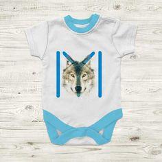 Yeni doğmuş bebeklere Kayı boyu simgeli bebek zıbını alabilir, kişiye özel isim ile farklılık yaratabilirsiniz.
