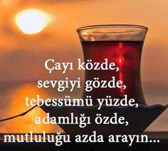we life is good Learn Turkish, Turkish Tea, Meaningful Lyrics, Good Sentences, Collage Maker, Life Words, Instagram 4, Coffee Time, Cool Words