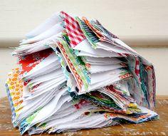 pinwheel stack