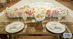 Sweetheart table #ceremony #pwphotography #ccseventsrva #pippinhill