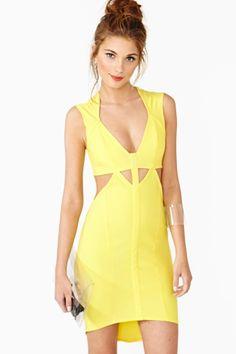 Burn Bright Dress