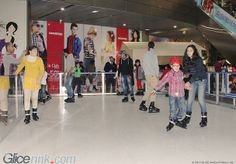Mini Curlink Synthetic Ice Rink, Ice Skating, Skate, Basketball Court, Mini, Skating