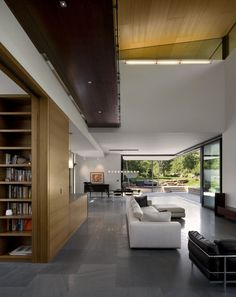 Threshold Between The City And The Mountain Park: Syncline House In Colorado | Modern Art Movements To Inspire Your Design