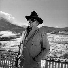 John Wayne in True Grit, my all time favorite movie.