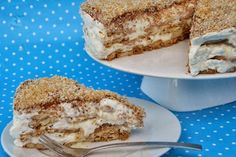 Portugese Tiramisu taart - Carola Bakt Zoethoudertjes