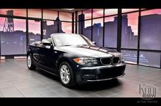 Great time to get a steal on a Convertible in Oregon! 2009 BMW 128i Convertible at Kuni BMW just $25,000