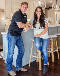 Chip and Joanna Gaines from HGTV's Fixer Upper help a couple to create their perfect forever home with a coastal makeover.