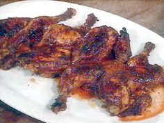 Jack's Old South BBQ Chicken Recipe : Meat Marinade and BBQ Rub