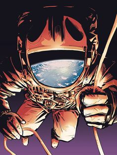 #GROUNDControl to #DavidBowie: How's the view #Starman? @BoomerSwag