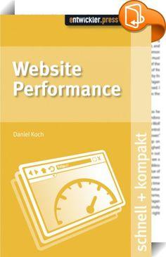 Website Performance    ::  Lange Zeit galt ein eisernes Gesetz: Um in den Trefferlisten der Suchmaschinen möglichst weit oben zu landen, muss die Webseite für Suchmaschinen optimiert werden. Das stimmt so auch heute noch, ein Aspekt wird dabei aber vernachlässigt. Denn immer mehr Suchmaschinen beziehen auch die Performance einer Webseite in die Relevanzbewertung mit ein.  Wenn Mozilla plötzlich 15 Prozent mehr Downloads verzeichnet und Google Maps 30 Prozent mehr Kartenmaterial auslief...