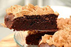 Den er mega nem at lave - og så smager den fantastisk! Få opskriften her: Mousse, Muffin, Sweets, Candy, Cookies, Snacks, Desserts, Food, Chocolate Cakes