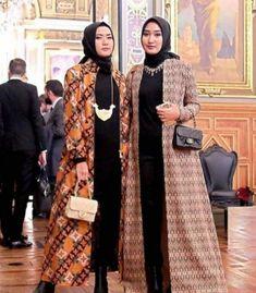 Ideas For Dress Boho Formal Womens Fashion Batik Fashion, Abaya Fashion, Modest Fashion, Fashion Outfits, Womens Fashion, Dress Fashion, Batik Blazer, Blouse Batik, Batik Dress