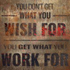 Do Work