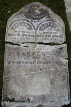 UpFront with NGS: How to read the unreadable Gravestone Headstone Tombstone Grave Marker Cemetery Stone, guest post by Anthony Bengston