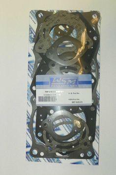 WSM Kawasaki 1200 STXR Ultra 150 Top End Gasket Kit PWC 007-645-01 #Kawasaki