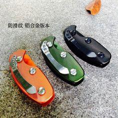 Hot Sale Key Bar EDC Lightweight Folding Keys Organizer Holder Pocket Aluminum…