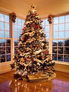 Joli sapin de Noël... #TheBeautyHours