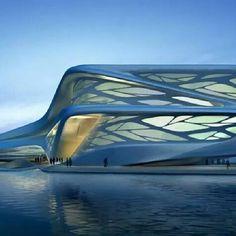 Centro de Artes Performáticas em Abu Dhabi. Projeto de Zaha Hadid. #architecture #arquitetura #arte#artes #arts #art #artlover #design #architecturelover #instagood #instacool #instadaily #design #projetocompartilhar #davidguerra #arquiteturadavidguerra #shareproject #glass #vidro #transparency #transparencia #performingartscentre #performingartscenter #centrodeartesperformaticas #abudhabi #emirates #uae #arabemirates #emiradosarabes #emirados #zahahadid