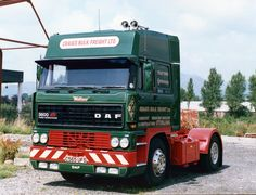 DAF 3600 - Great Brittan