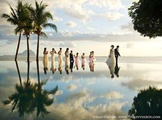 Wedding in Heavenly Mauritius